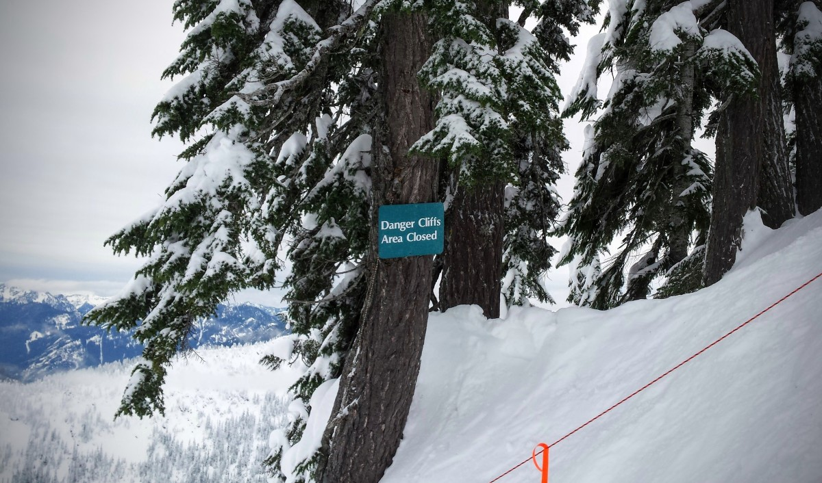Alpental sign