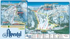Alpental map