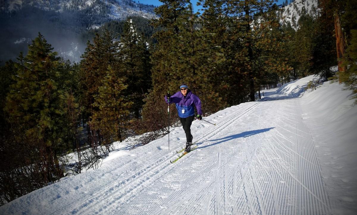 Ski Hill classic ski