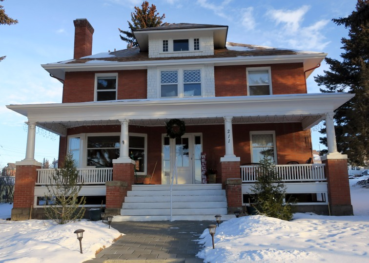 The historic Caledonia B&B is enjoying its 100th year.