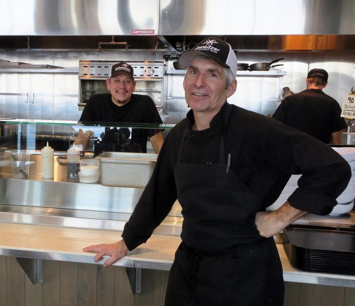 Chef Peter Tobin