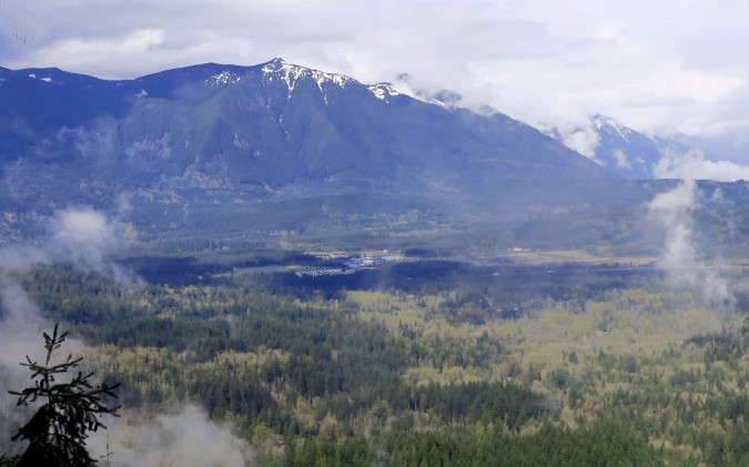 Cedar Butte