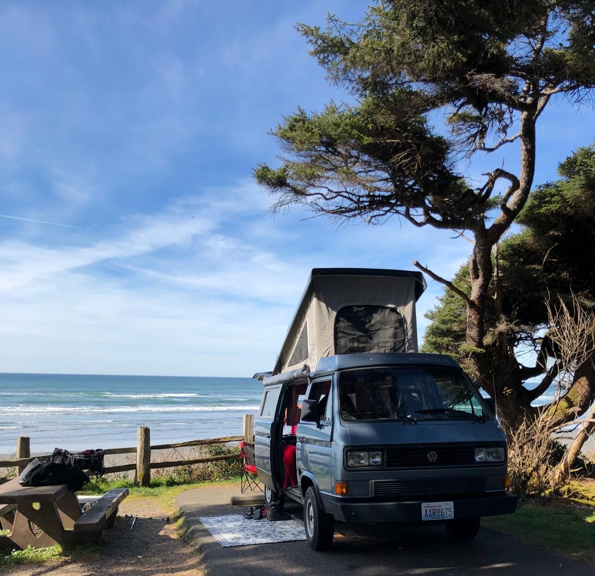 van life, peace van, westfalia